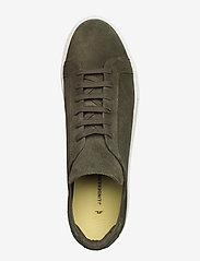 J. Lindeberg - Signature Suede Sneaker - niedriger schnitt - lake green - 3
