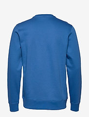 J. Lindeberg - Throw c-neck-Clean sweat - basic sweatshirts - yale blue - 1