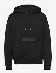 J. Lindeberg - Gordon-JLJL Sweat - basic sweatshirts - black - 0