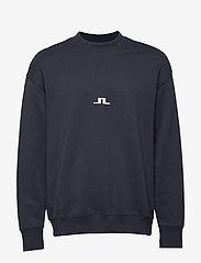 J. Lindeberg - Hector-JLJL Sweat - svetarit - jl navy - 0