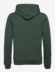J. Lindeberg - Throw Clean Sweat Hoodie - basic-sweatshirts - hunter green - 2