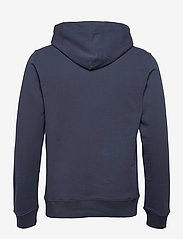 J. Lindeberg - Throw Clean Sweat Hoodie - basic-sweatshirts - jl navy - 2
