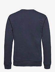J. Lindeberg - Throw C-neck Sweatshirt - basic-sweatshirts - jl navy - 2