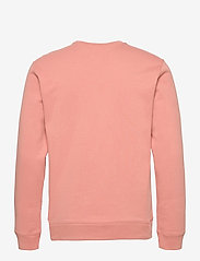 J. Lindeberg - Throw C-neck Sweatshirt - basic-sweatshirts - rose coppar - 2