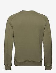 J. Lindeberg - Verge Logo Sweatshirt - basic-sweatshirts - lake green - 1
