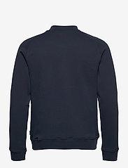 J. Lindeberg - Josef Zip Sweat Shirt - basic-sweatshirts - jl navy - 2