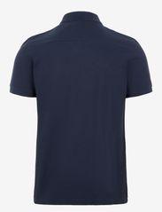 J. Lindeberg - Troy ST Pique Polo Shirt - kurzärmelig - jl navy - 1