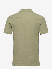 J. Lindeberg - Troy Polo Shirt Seasonal Pique - kurzärmelig - lake green melange - 2