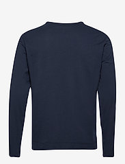 J. Lindeberg - Charlie Long Sleeve T-shirt - basic t-shirts - jl navy - 2