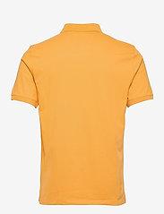 J. Lindeberg - Rubi Slim Polo Shirt - kurzärmelig - golden orange - 2