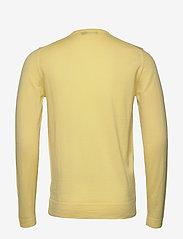J. Lindeberg - Newman-Perfect Merino - basic strik - still yellow - 1