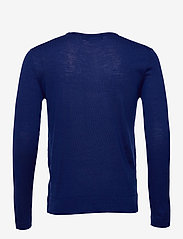 J. Lindeberg - Newman Merino Crew Neck - basic-strickmode - midnight blue - 2