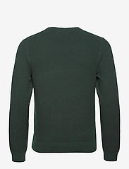 J. Lindeberg - Andy Structure C-Neck Sweater - basic-strickmode - hunter green - 2