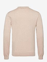 J. Lindeberg - Rowan Cotton Silk LS Polo - langärmelig - sand grey - 2