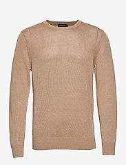 J. Lindeberg - Lyle Linen Sweater - basic-strickmode - sheppard - 1