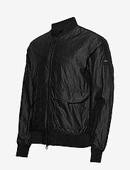 J. Lindeberg - Marty-Silk Nylon - bomberjackor - black - 2