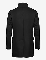 J. Lindeberg - Kali Wool Coat - wollmäntel - black - 2