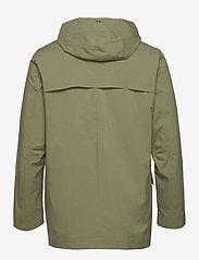 J. Lindeberg - Alph Mech Stretch jacket - leichte jacken - lake green - 2
