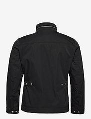 J. Lindeberg - Bailey Poly Stretch jacket - leichte jacken - black - 2