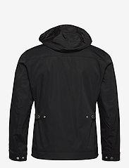 J. Lindeberg - Bailey Poly Stretch jacket - leichte jacken - black - 3