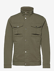 J. Lindeberg - Bailey Poly Stretch jacket - leichte jacken - lake green - 1