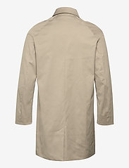 J. Lindeberg - Cane Micro Twill Coat - manteaux legères - sand grey - 2