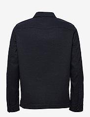 J. Lindeberg - Eric Cotton Linen Jacket - oberteile - jl navy - 2