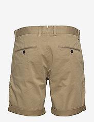 J. Lindeberg - Nathan-Super Satin - tailored shorts - covert green - 1
