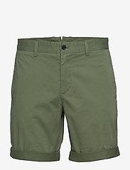 J. Lindeberg - Nathan-Super Satin - chinos shorts - sage green - 0