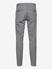 J. Lindeberg - Grant Stretch Twill Pants - anzugshosen - dark grey - 1