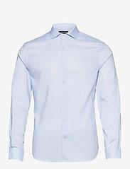 J. Lindeberg - Non-iron Twill Superslim Shirt - basic-hemden - skyrim - 1
