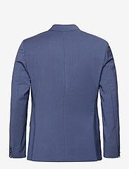 J. Lindeberg - Hopper Soft-Comfort Wool - single breasted blazers - yale blue - 1