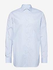J. Lindeberg - Daniel CA TL Non-iron Twill - chemises basiques - ice flow - 0