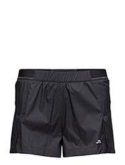 W Track Shorts - BLACK