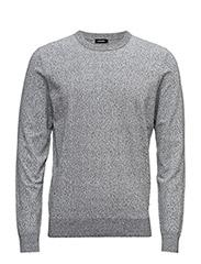 Paolo Nylon Knit - LT GREY MOLINE