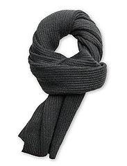 Arn Winter Knit - DK GREEN/SILVER