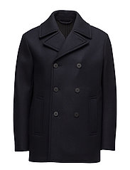 Loden 77 Bonded Wool - JL NAVY