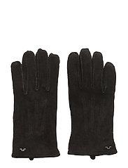 Nolo Glove Suede - BLACK