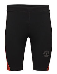 M Dean Short Comp Poly - BLACK