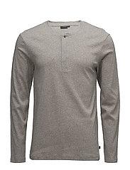 Phono Flat Cotton - LT GREY MELANGE