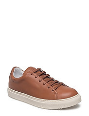 Sneakers LT Italian Calf - GLAZED GINGER