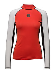 W Mavie Soft Compression - RACING RED