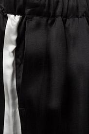 J. Lindeberg - Spring Viscose Silk - straight leg trousers - black - 3