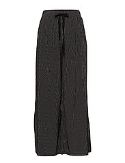 Palma Stretch Silk - BLACK