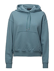 Compton Stitched Sweat - WASHED BLUE