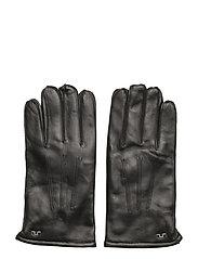 Milo Surface leather glove - BLACK