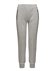 W Lina Tech sweat - STONE GREY MELANGE