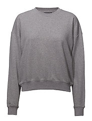 Thea JL Sweat - LT GREY MEL