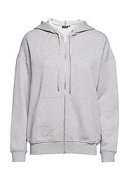 Teodora JL Sweat - LT GREY MEL