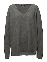 Armour Boiled Wool - LT GREY MEL